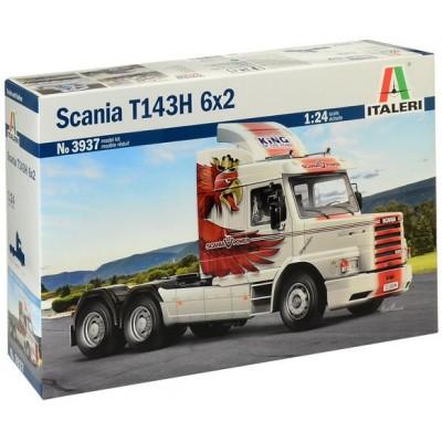 SCANIA T143H 6X2 1/24 - Italeri 3937
