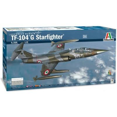 LOCKHEED TF-104 G Starfighter (España) -Escala 1/32- Italeri 2509