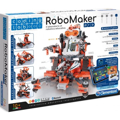 ROBOMAKER PRO - CLEMENTONI 55239