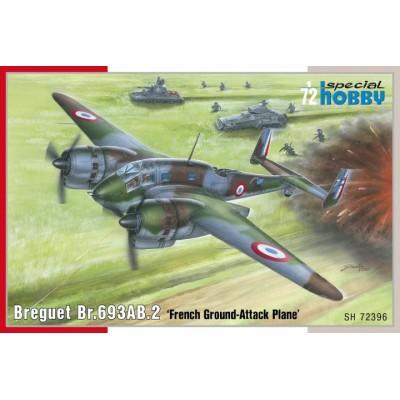 BREGUET Br.693 AB.2 1/72 - Special Hobby SH72396
