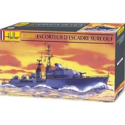 DESTRUCTOR SURCOUF D-621 1/400