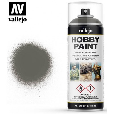 SPRAY HOBBY PAINT FELDGRAU 400ml ACRILICOS VALLEJO 28006