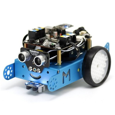 MAKEBLOCK STEM MBOT - KIT DE ROBOT PROGRAMABLE EDUCATIVO - ARDUINO C