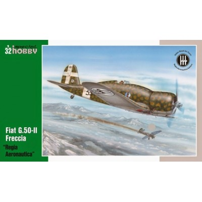 FIAT G.50-II 1/32 - Special Hobby SH32061