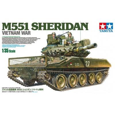 "CARRO DE COMBATE M-551 SHERIDAN ""VIETNAM"" - 1/35 - TAMIYA 35365"