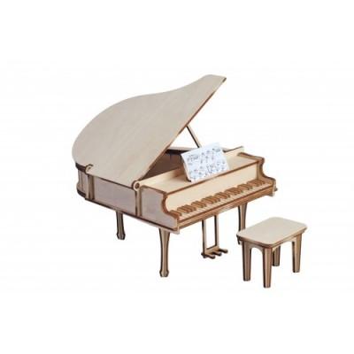 KIT MONTAJE EN MADERA - PIANO - ARTESANIA LATINA 30200