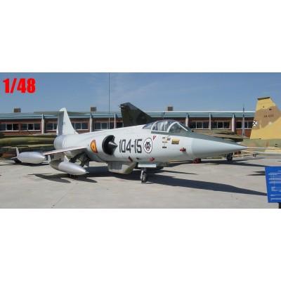 LOCKHEED F-104 G STARFIGHTER (ESPAÑA) 1/48