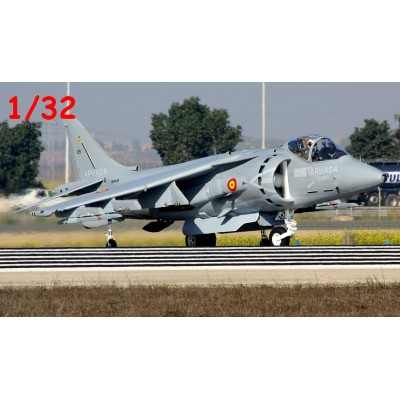 MCDONNELL DOUGLAS AV-8 B BRAVO ARMADA 1/32