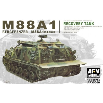 CARRO DE RECUPERACION M-88 A1