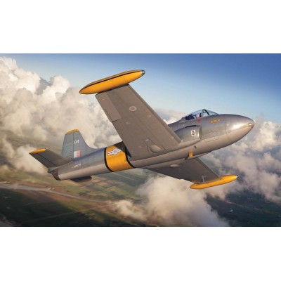 HUNTING PERCIVAL JET PROVOST T.4 -Escala 1/72 - Airfix A02107