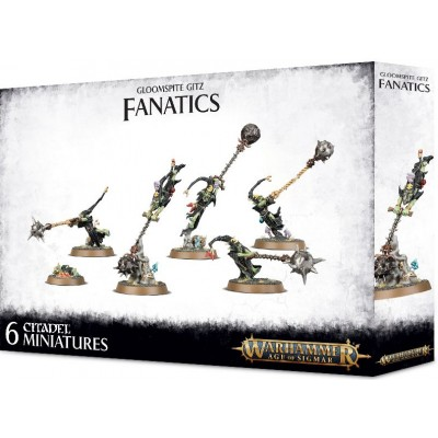 GLOOMSPITE GITZ FANATICS - GAMES WORKSHOP 89-24