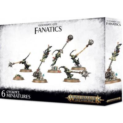 GLOOMSPITE GITZ FANATICS - GAMES WORKSHOP 89-24