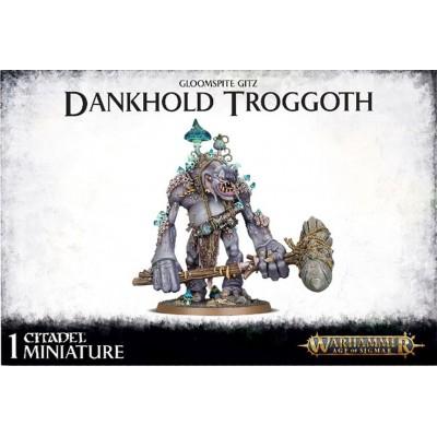 GLOOMSPITE GITZ DANKHOLD TROGGOTH - GAMES WORKSHOP 89-50
