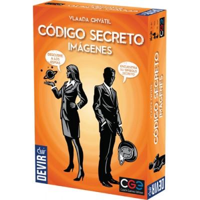 JUEGO DE CARTAS CODIGO SECRETO IMAGENES - DEVIR