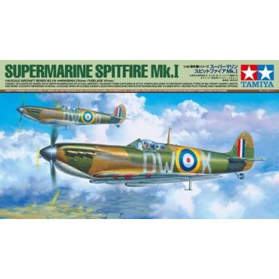 SUPERMARINE SPITFIRE MK-I 1/48 - Tamiya 61119