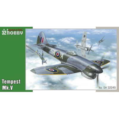 HAWKER TEMPEST Mk-IV -1/32- Special Hobby SH 32049