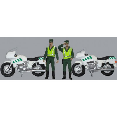 MOTORISTAS GUARDIA CIVIL Nº2 H0