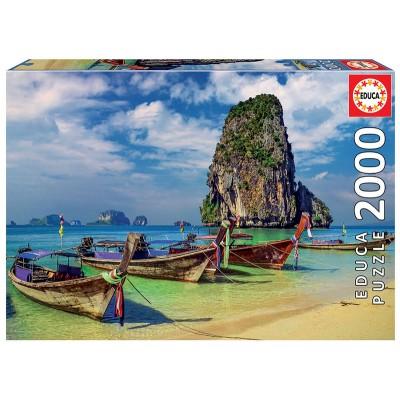 PUZZLE 2000 PZS KRABI, THAILANDIA - EDUCA 18007