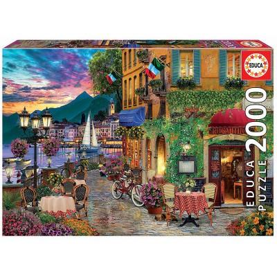 PUZZLE 2000 PZS ITALIAN FASCINO - EDUCA 18009