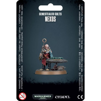 GENESTEALER CULTS NEXOS - GAMES WORKSHOP 51-48