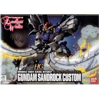 HG EW-007 GUNDAM SANDROCK CUSTOM ESCALA 1/144 - BANDAI 0061214
