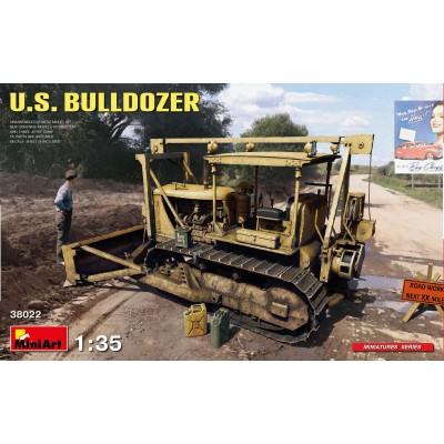 BULLDOZER -1/35- MiniArt 38022