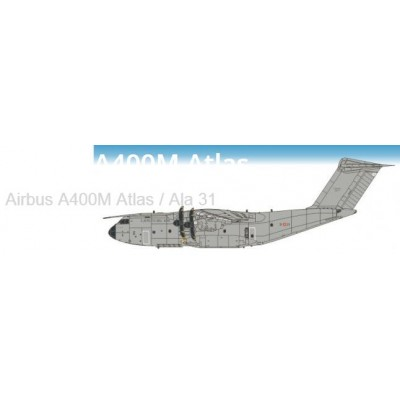 AIRBUS A400M ATLAS Ejercito del Aire Español -1/144- Series Españolas SE14144