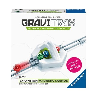 GRAVITRAX SET EXPANSION MAGNETIC CANNON - RAVENSBURGER 27600