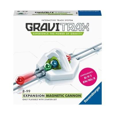 GRAVITRAX SET EXPANSION MAGNETIC CANNON - RAVENSBURGER 27600