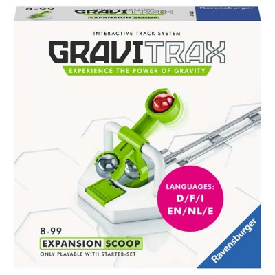 GRAVITRAX SET EXPANSION SCOOP - RAVENSBURGER 27620
