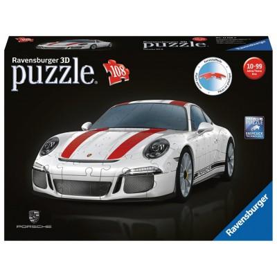 PUZZLE 3D 108 pzas PORSCHE 911 - RAVENSBURGER 12528