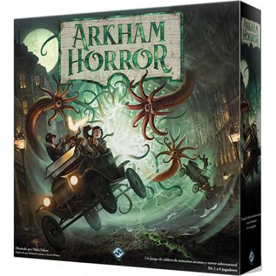 ARKHAM HORROR - 3ª EDICION