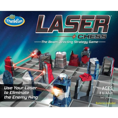 LASER CHESS - LOGIC GAME - THINKFUN 76350