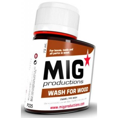 LAVADO PARA MADERA (75 ml) - Mig Productions P225