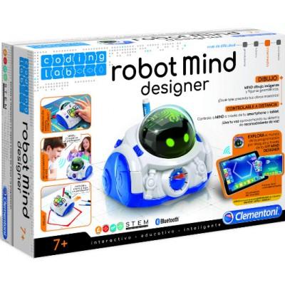 ROBOT MIND DESIGNER - CLEMENTONI 55251