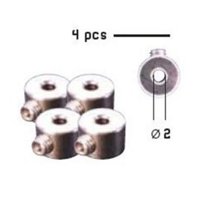 PRISIONEROS 2 MM (4 unidades)
