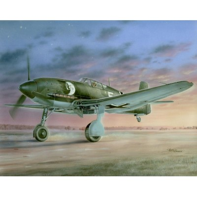 "HEINKEL HE-100 D-1 ""He-113 Propaganda Jäger"" -Escala 1/32- Special Hobby SH32009"