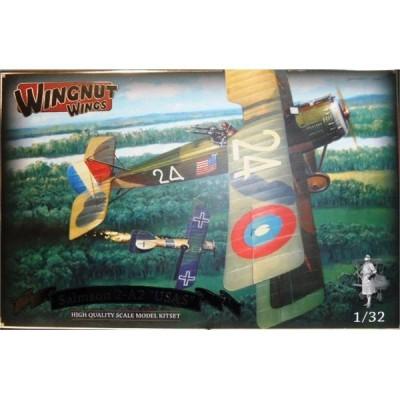 SALMSON 2-A2 U.S. Air Service -1/32- Wingnut Wings 32059