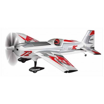 Multiplex RR Extra 330 SC silver-red MPX264283