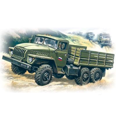 CAMION URAL-4320 -1/72 - ICM 72611