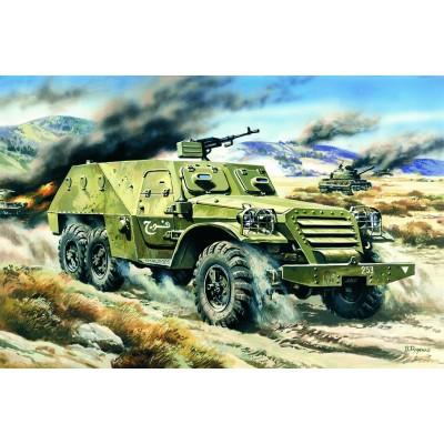 TRANSPORTE DE TROPAS BTR-152 V -1/72- ICM 72531
