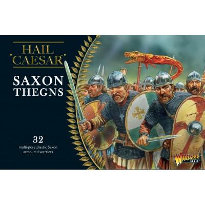 SAXON THEGNS (32 Figuras) -1/56- Warlord Games 102013002