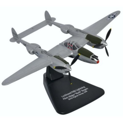 LOCKHEED P38J LIGHTNING - ESCALA 1/72
