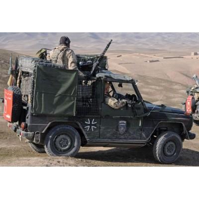 SET MERCEDES WOLF AFGHANISTAN