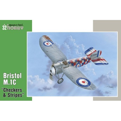 "BRISTOL M.1C ""Checkers & Stripes"" -1/32- Special Hobby SH32060"