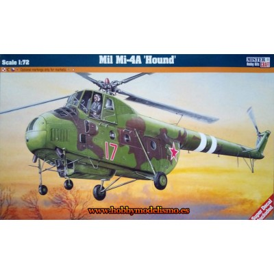 MIL MI-4 A HOUND - MisterCraft 060046