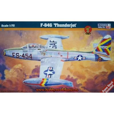 REPUBLIC F-84 G THUNDERKET - Mister Hobby Craft 030902