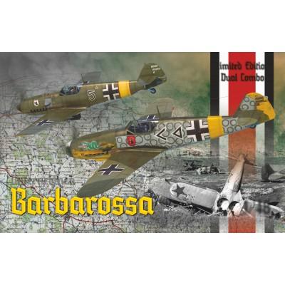 OPERACION BARBAROJA - Messerschmitt Bf-109 E & Messerschmitt Bf-109 F2- 1/48 - Eduard 11127