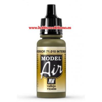 VERDE INTERIOR (17 ml)