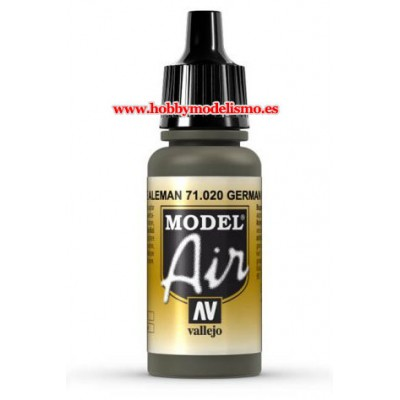 VERDE ALEMAN (17 ml)